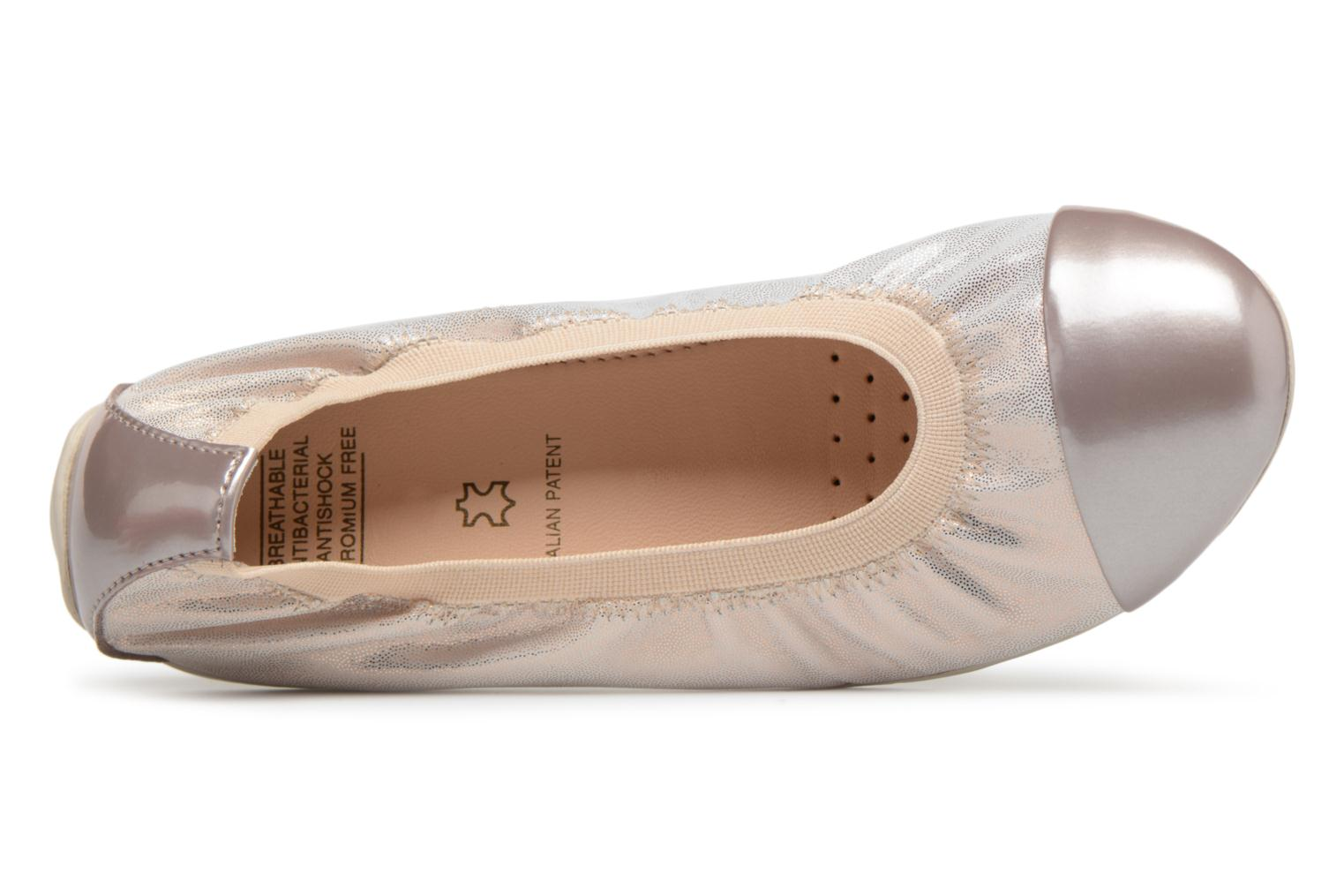 Ballet pumps Geox J Piuma Bal A  J82B0A Beige view from the left